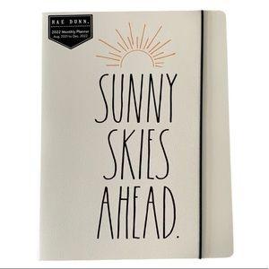 Rae Dunn Sunny Skies Ahead Monthly Planner